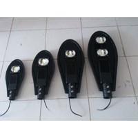 Jual LAMPU PENERANGAN JALAN UMUM ( PJU) 80 WATT SINGLE CHIP LED