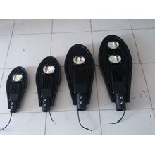 LAMPU PENERANGAN JALAN UMUM ( PJU) 80 WATT SINGLE CHIP LED
