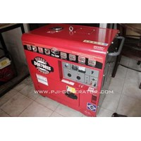 Jual Genset ( PORTABLE ) Pro-Quip DQ 6700 SS ( SILENT )