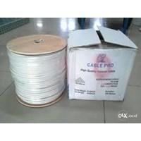 Jual Coaxial Cable Merk PRO RG59 Power Merk Pro