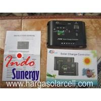 Regulator Controller Solar Charges Merk EPSOLAR 12 24V 10A Otomatis Dgn Timer