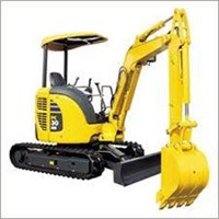 Jual Komatsu Mini Excavator