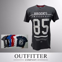 Grosir Kaos Murah - Tshirt Brooks Eighty Five