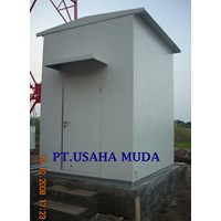 TELECOMUNICATION SHELTER CKD TYPE SSR 2 X 2.5 X 3 BF