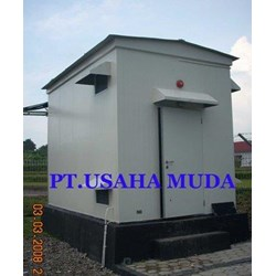TELECOMMUNICATION SHELTER CKD TYPE SDR 3 X 4 X 3 BF