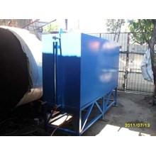 Tangki Solar Air Pressure Angin Berbentuk Kotak
