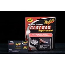 MEGUIAR' S CLAY BAR 3 BAR MULTI PACK