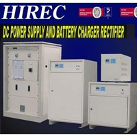 Jual DC Power Supply & Battery Charger Rectifier