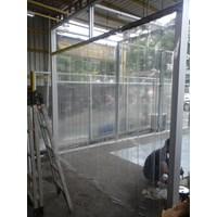 Tirai PVC Clear