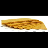 Cork Sheet Gabus Patah Bahan Baku Karet Lainny