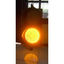Solar Warning Light Warning Light Tenaga Surya Lampu LED