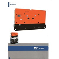 Jual Perkins Genset MP Series