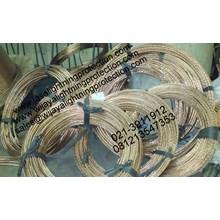 Bare Copper Kabel Listrik Grounding System Kabel BC 70mm