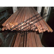 Lightning Protection of Copper Rod 5per8