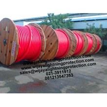 Kabel Listrik Kabel Merah Kabel FRC 3 x 240mm