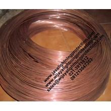Kabel Listrik Kabel BC Tembaga 4mm Bare Copper