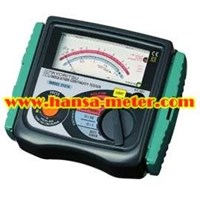 Analogue Insulation Testers