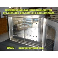 BOX PANEL ELECTRIC STAINLESS STEEL