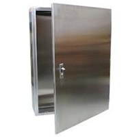 FABRICASI STAINLESS STEEL BOX PANEL ELECTRICAL INDOOR
