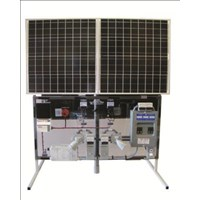 Jual GT-1000 Solar PV Technology Training Panel