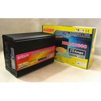 Jual Inverter Suoer HDA 1000 Watt With Charger 20 Ampere
