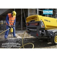 Sell Air Compressor ATLAS COPCO Portable Stationary Type