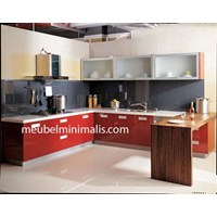 Luxury Interior Design Kitchen Set