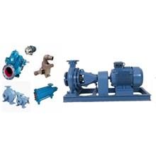Pemasangan Pompa Dengan AC Motor Pump Couple Service Gear Box Dan Gear Motor