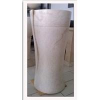 Jual pedestal wash basin 5