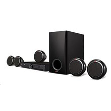 DVD Home Theater LG 300W RMS 5.1 - DH 3140 S