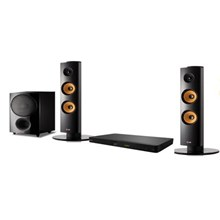 DVD Home Theater LG 1000w RMS 5.1 - DH 6340F