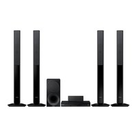 Sell DVD Home Theater Samsung 1000W RMS 5.1 Ch -HT-F455