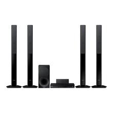 DVD Home Theater Samsung 1000W RMS 5.1 Ch -HT-F455