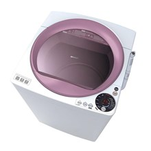 Mesin cuci Top Loading SHARP 8Kg-ES-M805P-WR
