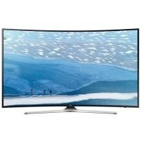 "Braket TV 55"" Samsung LED TV  FULL HD Curved Smart TV - UA55K6300"