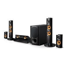 Home Theater 5.1-Bluetooth LG LHD-636P