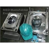 Jual Pembuat Moulding  Mold Cetakan Matres Helm