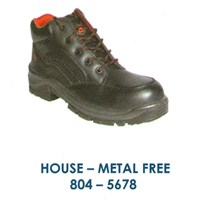 Jual house - metal free