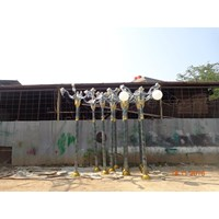 Sell Antique Garden City Light Poles
