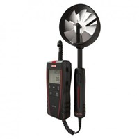 Vane Probe Thermo-Anemometer ( LV - 110 Kimo )