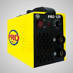 Mesin Las Inverter 120A HL PRO Kuning