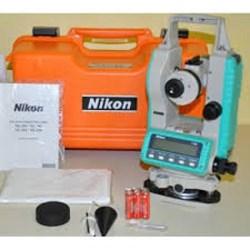 Nikon Theodolite NE 101 Akurasi 7 Detik