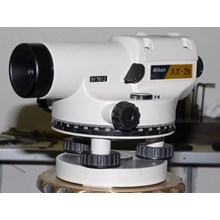 Nikon Automatic Level AX 2S 20X Pembesaran