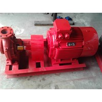 Jual Pompa hydrant (Electric)