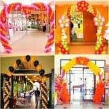 Balon Gate Lateks Atau Balon Dekorasi