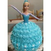Boneka Cake Ulang Tahun
