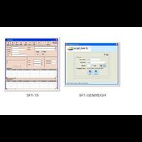 Jual Software Timbangan