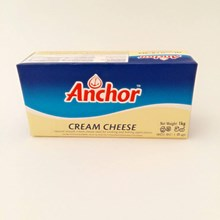 Bahan kue Cream Cheese Anchor 1kg