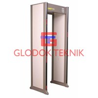 Jual walk through metal detector garrett PD 6500 i
