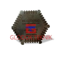 Hexagonal Wet Film Combs Elcometer 112